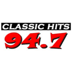 Classic Hits 94.7 94.7 FM USA, La Crosse