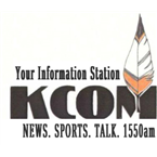 KCOM-Comanche Country 1550 AM USA, Comanche