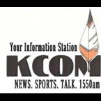 KCOM-Comanche Country 1550 AM USA, Comanche
