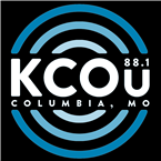 KCOU 88.1 FM United States of America, Columbia