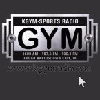 KGYM Sports Radio 1600 AM United States of America, Cedar Rapids