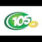 Rádio 105 FM 105.9 FM Brazil, Natal