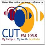 Cut FM 105.8 FM South Africa, Bloemfontein
