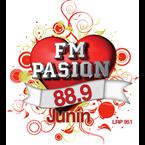 FM Pasión 88.9 FM Argentina, Junin