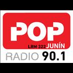 Pop Radio 90.1 FM Argentina, Junin