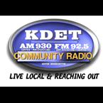 KDET 930 AM USA, Shreveport