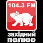 Radio Zaknidny Polus 104.3 FM Ukraine, Ivano-Frankivsk