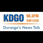 KDGO 1240 AM USA, Durango