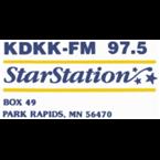 KDKK 97.5 FM USA, Park Rapids