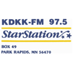 KDKK 97.5 FM United States of America, Park Rapids