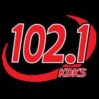 1021 KDKS 102.1 FM USA, Shreveport