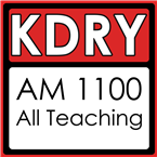 KDRY 1100 AM United States of America, Alamo Heights
