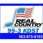 Real Country 99.3 99.3 FM United States of America, Dyersville