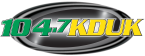 KDUK-FM 104.7 FM USA, Eugene-Springfield