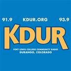 KDUR 91.9 FM USA, Durango