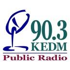 KEDM Public Radio 90.3 FM United States of America, Monroe