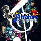 FM Amates 97.1 FM Guatemala, Los Amates
