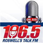 Roswell's Talk FM 106.5 FM USA, Roswell