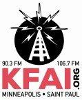 KFAI - Fresh Air Community Radio 90.3 FM United States of America, Minneapolis