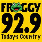 Froggy 92.9 92.9 FM United States of America, Santa Rosa