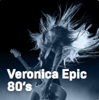 Radio Veronica Epic 80's Netherlands, Hilversum