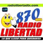 Radio Libertad Dallas 870 AM United States of America, Dallas