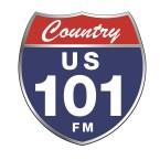 KFLY-FM - US 101 COUNTRY 101.5 FM USA, Eugene-Springfield