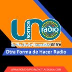 Somos Uno Radio 106.9 FM Mexico, Tlacolula de Matamoros