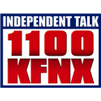 Article Five Hour Independent Talk 1100 KFNX 1100 AM United States of America, Phoenix