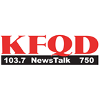 Newstalk 750 103.7 KFQD 750 AM USA, Anchorage