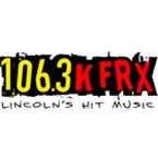 106.3 KFRX 106.3 FM United States of America, Lincoln