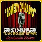 Comedy 24 Radio United States of America