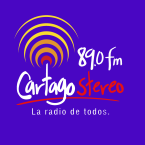 Cartago Stereo 89.0 FM Colombia, Armenia