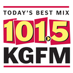 KGFM 101.5 FM United States of America, Bakersfield