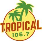 Tropical 105.7FM 1540 AM USA, New Orleans
