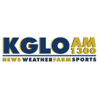 KGLO 1300 AM USA, Mason City