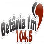 Rádio Betânia FM 104.5 FM Brazil, Betania do Piaui