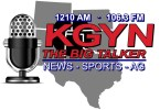 KGYN 1210 AM USA, Guymon
