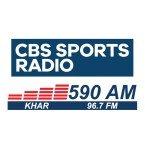 CBS Sports 590 96.7 FM 590 AM United States of America, Anchorage