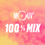 Mouv' 100% MIX France, Paris