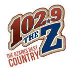1029 The Z (KHBZ Country) 102.9 FM USA, Harrison