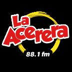 La Acerera 106.3 FM Mexico, Frontera