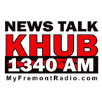 KHUB 1340 AM USA, Fremont