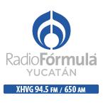 Radio Fórmula Yucatán 105.1 FM Mexico, Merida