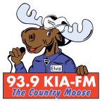 KIA-The Country Moose 93.9 FM USA, Mason City