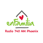 En Familia Radio 740 AM USA, Phoenix