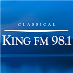 Classical KING FM 98.1 98.1 FM USA, Seattle-Tacoma