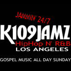 109JAMZ 24/7 HipHop N' R&B K109JAMZ United States of America