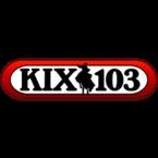 Kix 103 103.3 FM United States of America, El Dorado