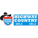 Highway COUNTRY 101.5 FM USA, Baker
